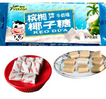 Kẹo dừa vị sữa