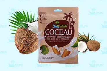 Kẹo dừa siêu đậm đặc