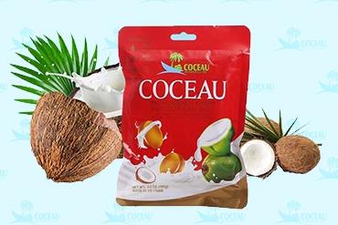 Kẹo dừa đậm đặc