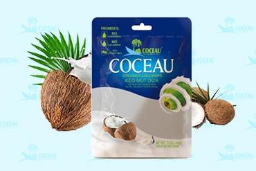 Kẹo mút dừa